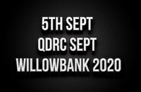 5th Sept - QDRC - Willowbank Raceway 2020