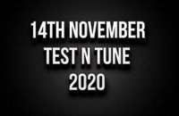 14th Nov Test N Tune Willowbank 2020