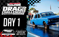Day 1 - Street Machine Drag Challenge 2020