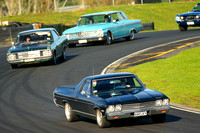 Cruising  Hampton Downs Powercruise 16th May 2015