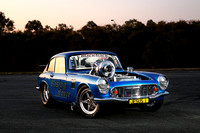 Phil Penny Honda S600 Shoot
