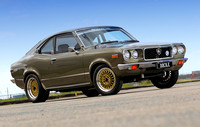 Docile Mazda Rx3 Shoot