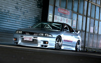 Buchner R33 Skyline Shoot