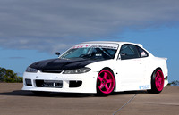 Trent Wooley S15 Drift Car