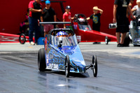 Junior Dragster - 14th Feb QDRC Round 1 Willowbank 2015