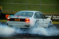 Burnouts 13th Mar Sydney Powercruise 2015