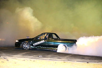 Perth Burnouts Powercruise 51 -  Sat 11th October 2014