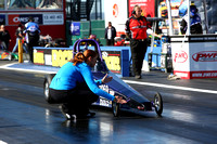 Junior Dragster Thursday 4th Winternationals 2015
