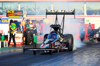 6th  Jan - Top Fuel - New Years Thunder 2018