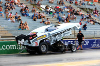 28th October Aeroflow Outlaw Nitro Funny Cars 2017